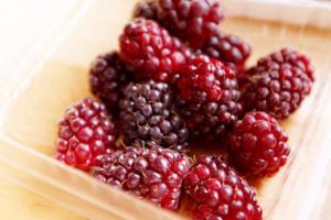 アドベリー生果実の写真