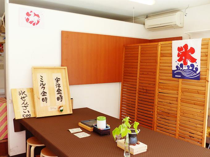 「神戸天ペロ」の店内の様子