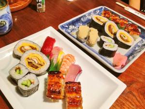 「志らはま鮨」のお寿司の写真