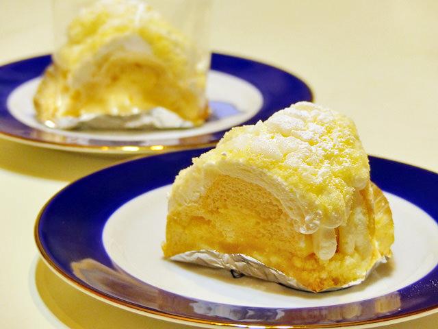 ケーキ屋さん「ブリエブラン」のケーキの写真